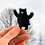Thumbnail: Growly Bear Sticker
