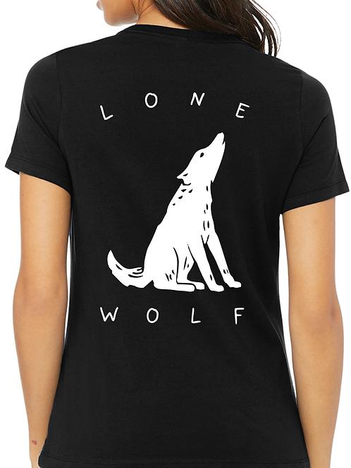 The Lone Wolf Unisex Tee