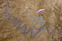 Blencathra zig zags
