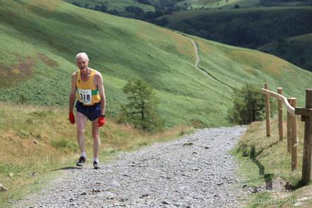 Skiddaw Fell Race