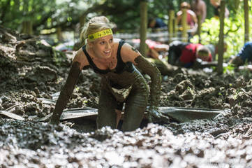 Total Warrior event