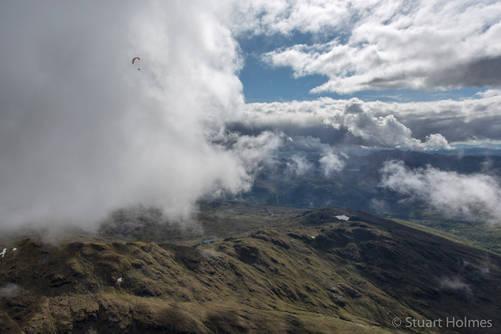 Cloud riding