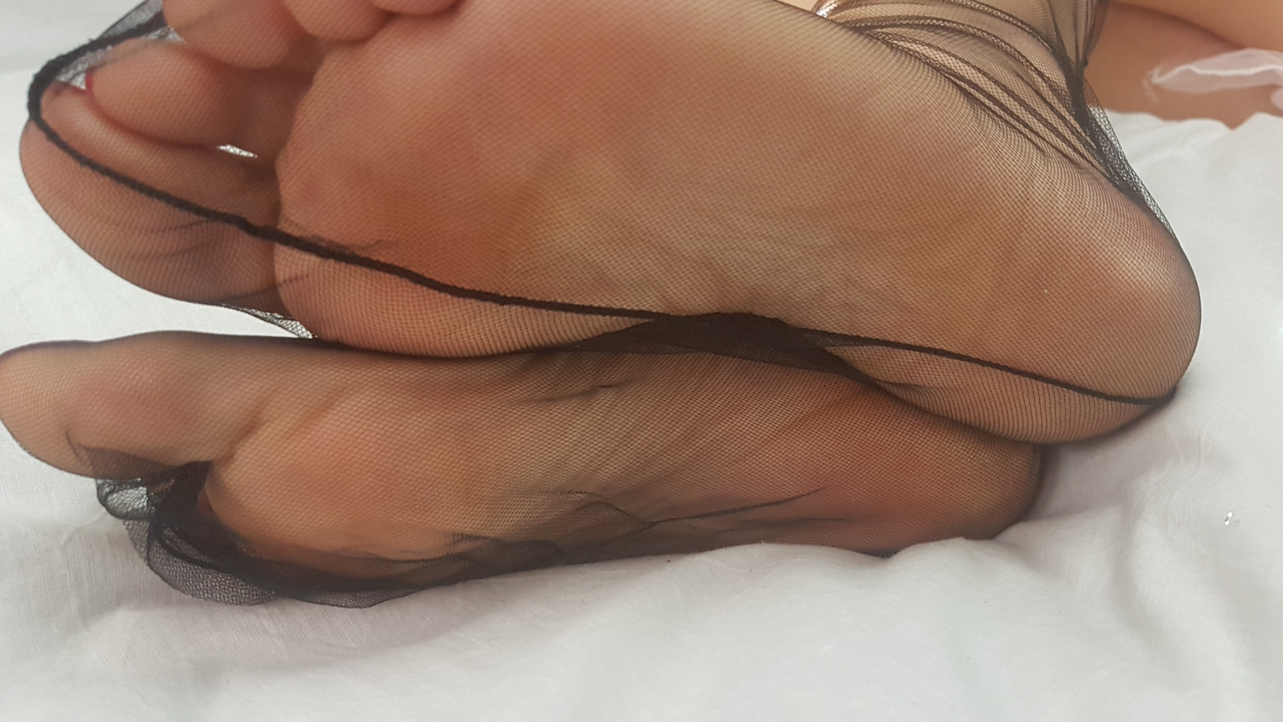 bas et collants odorants pour fétich