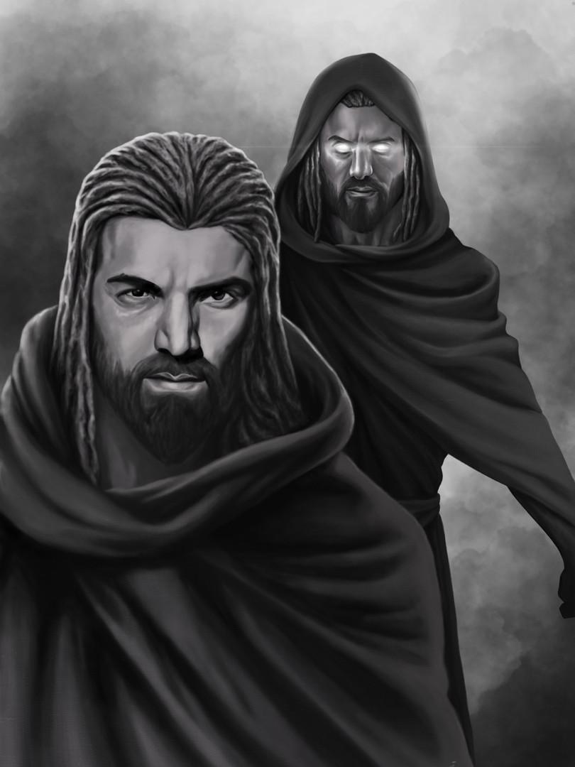 The Sages, Arjun & Kishan