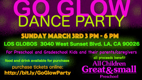 DANCE! GLOW! PARTY!