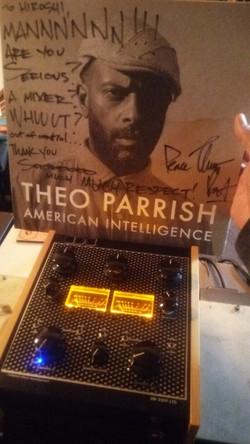 Thanks! Mr Theo Parrish