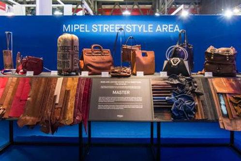 MIPEL - выставка кожи и сумок в Милане