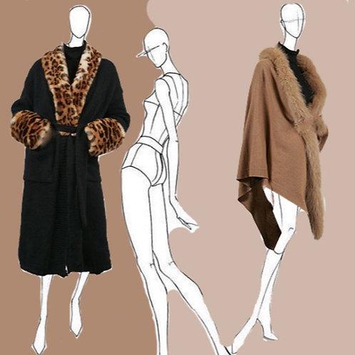 Выставка TheOneMilano: одежда, мех