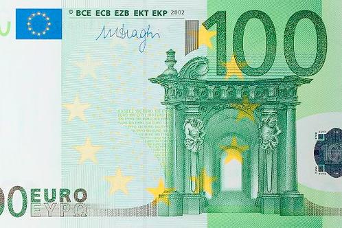 Доплата 100 евро
