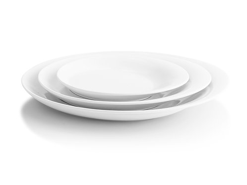 Standard plates set example