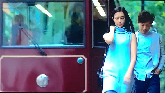 Tram View Cafe上電影啦~~ <<私人會所 Members Only>>