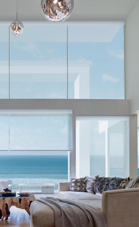Designer Screen Shades Hunter Douglas Window Fashions Gallery