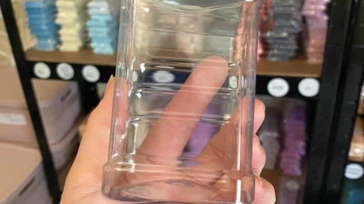 carpet freshener bottle