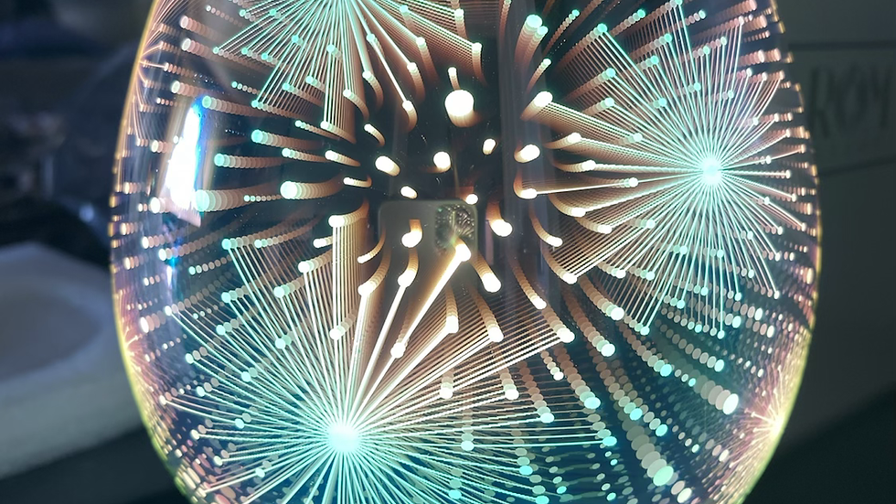 Supernova electric touch lamp