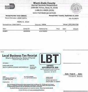Business Tax ID