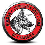 German Shepherd Club of Ameica Logo