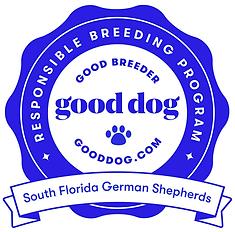 Good Dog German Shepherd  breeder
