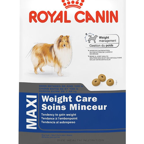 HEALTH NUTRITION MAXI WEIGHT CARE