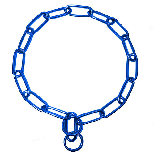 copy of Coated Fur Saver Chain Training Collar, 19 inch