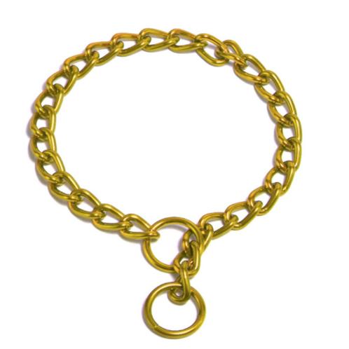 Dog Training Chain Collar, 18 inch