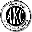 AKC inspection German Shepherd breeder kennel