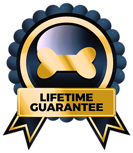 Life Time Health Guarantee on puppies