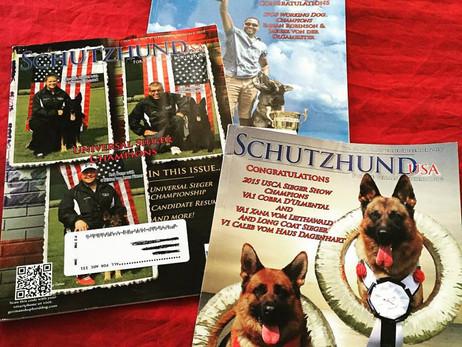 Schutzhund USA