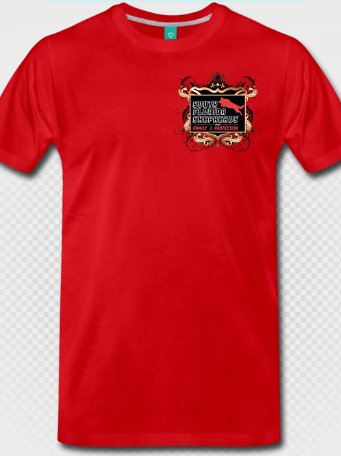 Men T-Shirt from South Florida Shepherds