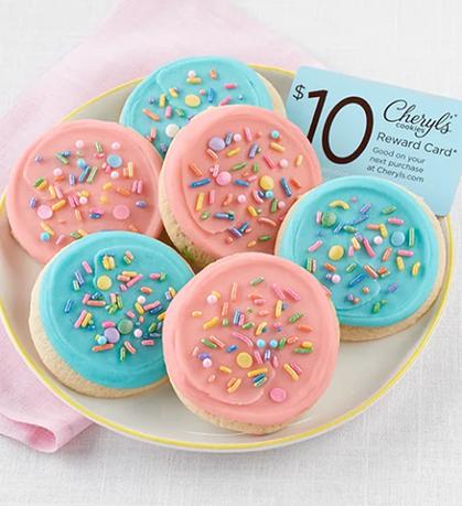 STEAL on Cheryl's Cookies!!! So good!!!