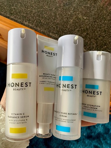 Some nice clickable Qs on Honest Beauty!