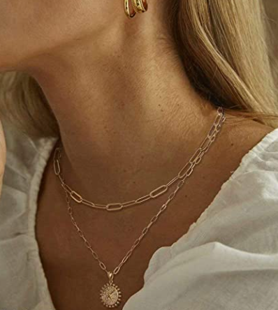 Can't beat the price on this Layered Necklace