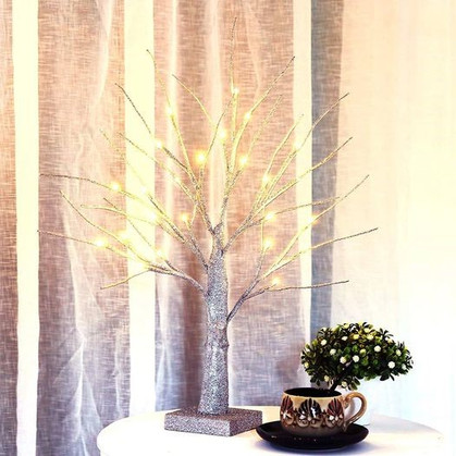 LED Birch Tree drops half off with group code!