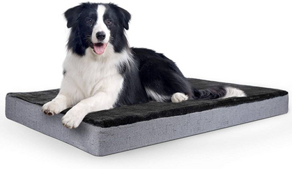 Memory Foam Dog Bed 40% OFF with code