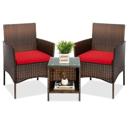 3-Piece Outdoor Patio Set ONLY $126 SHIPPED!!!