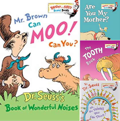 Easter Basket Find!!! Dr. Seuss Books under $3!!