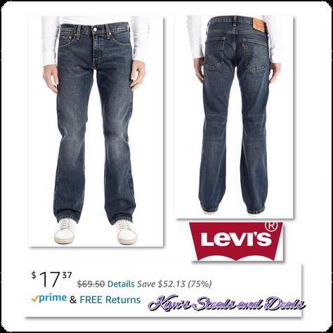 Men's Levi's $17.37!!
