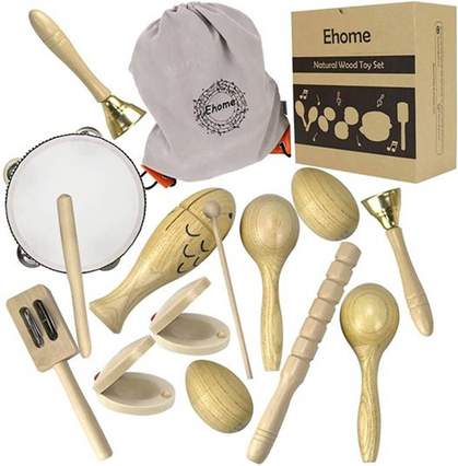 Use group code and snag this highly rated instrumental toy set for a deal!