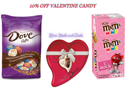 Valentine's Candy Coupon!