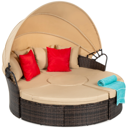 Doesn't this look amazing?!?! All Patio Furniture 10% OFF!