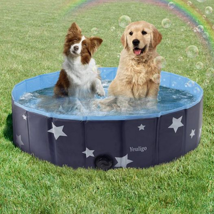 Don't forget the pets this summer! 50% OFF Pet Pool at checkout!