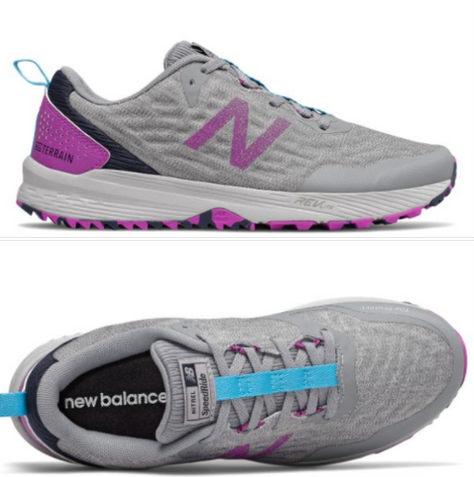 These New Balance Trail Running Shoes are the Deal of the Day!