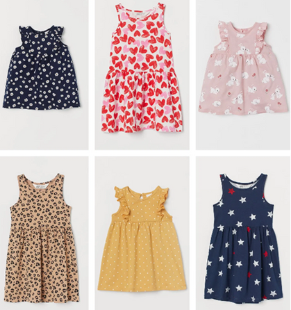 I'm obsessed with that Bunny Dress...for Infants, Toddlers and Girls - Dresses just $4.99!!