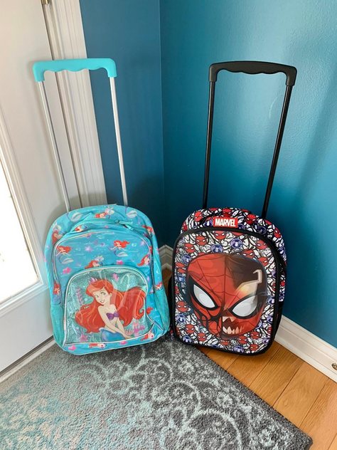 Disney and Marvel Roller Packs Marked down to just $25!!!