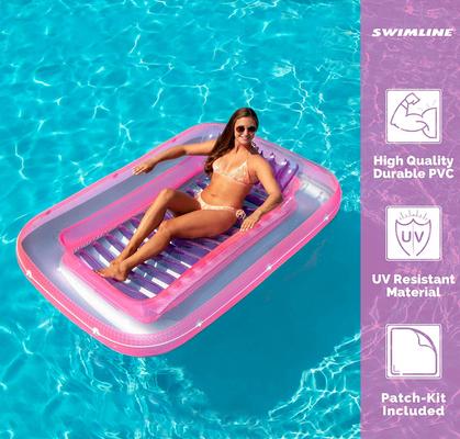 No pool? No problem! Float or soak!