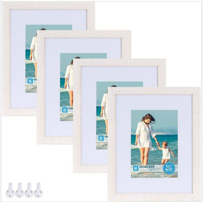 Sets of Picture Frames in various sizes 40% OFF