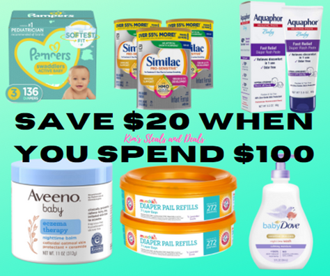 Mommas! Save on the essentials!!!