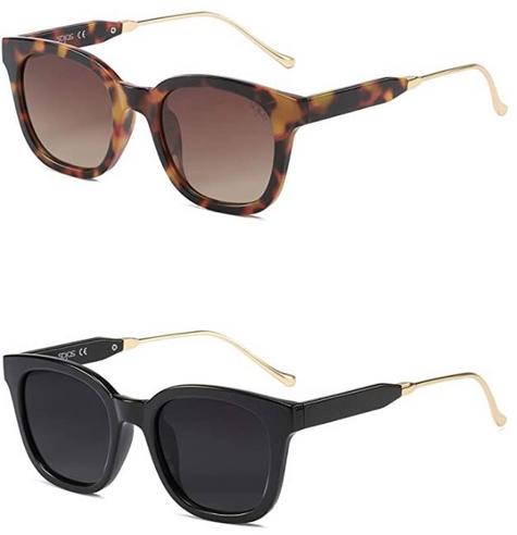 2 SOJOS Polarized Sunglasses $13.99!!