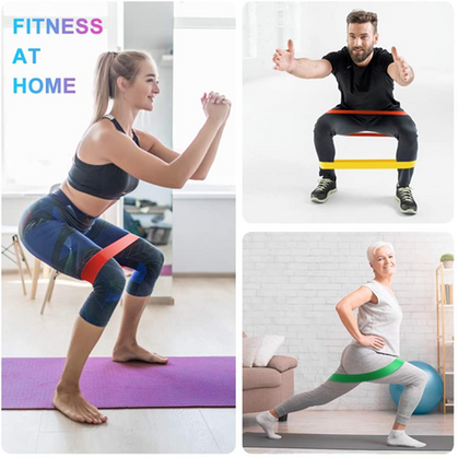 Score!! 🏋️♀️ Resistance Exercise Bands drop around 🖐🏼 bucks with group code