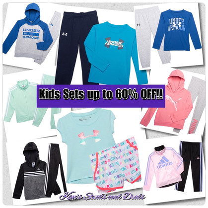Clearance Kids Sets up to 60% OFF!