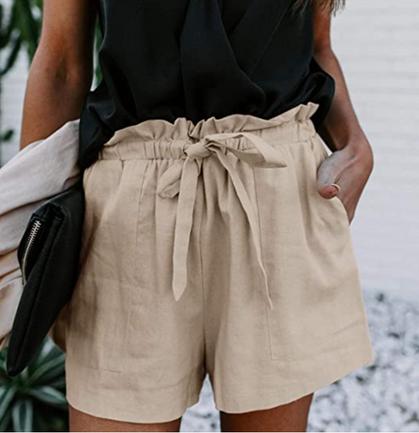 Summer Linen Shorts drop 40%!